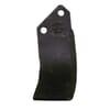 Rotovator blade LH 190x135x80mm 7mm thick Kuhn