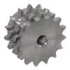 "Kettingwielen voorgeboord - BS / DIN 8187 - Triplex 5/8"" x 3/8"""