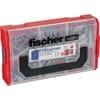 Fixtainer SX-plugs + screws-box