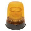 Xenon rotating beacon flat mounting 12 / 24V