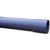 PVC pressure pipe with sleeve
