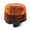 Warning beacon LED, 9W, 12/24V, Ø 128mm x125mm, Galaxy by Sacex
