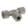 Stainless steel adjustable male stud ELV