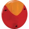 Rear lamp lens