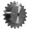 """Kettingwielen voorgeboord - BS / DIN 8187 - simplex 1.3/4"""" x 1.1/4"""""""