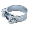 RHC hose clamps heavy duty zinc plated