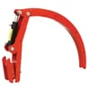 Hydraulic upper looper for pallet fork
