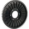Plastic drive gear