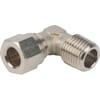 Elbow compression fitting taper type ECCRT..