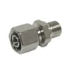 Stainless steel male standpipe coupling EGES-BSP