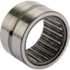 Needle roller bearings without inner ring