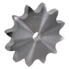 """Plaatwielen voorgeboord - BS / DIN 8187 - Simplex 1.1/4"""" x 3/4"""""""