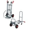 Hand-cart with 4 wheels ST2503 (linked)