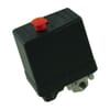 Pressure switches without in-built thermal safeguard