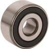 Angular contact ball bearings INA/FAG, series 3300 2RS C3