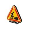 Warning triangle LED