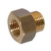 Reducing Adaptor female/male Brass M14x1.5-5/8 18NPTF