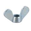 DIN 315 wing nuts, metric steel zinc-plated