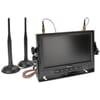 "Wireless monitor 7"" (Quad screen) 2.4Ghz"