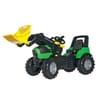 R71003 DEUTZ-FAHR Agrotron TTV 7250 with front loader