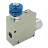 3-way flow control valve, type FPRF, 350bar