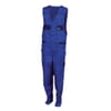 C30209 Bodybroek blauw/marineblauw, katoen/polyester