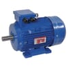 Electric motor B3 foot mounted 2 poles (3000 rpm) IE3