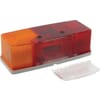 Rear light 158 x 64mm