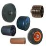 Tapintókerék, nyomógörgő, henger - és mulcsozókés