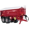 W77335 Krampe Big Body 650 S Tipping trailer