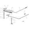 11 Hydraulický nastavovač prednej brázdy vhodný pre Agrolux / Kongskilde XRT 41080