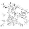Pièces pour Rockinger série RO 860 D, ancien réglage en hauteur