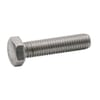 Hexagon head bolt DIN933 M10x50 steel zinc-plated 8.8 Kramp