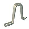 Support bracket for inertia brakes