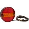 Multifunctional rear lamp 24V LED - 2m wire only