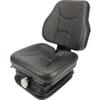 PVC seat, mechanically sprung TS43100GP