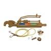 Hydraulic Toplink 3.series cat. 3/70mm without swivel end Walterscheid