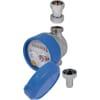 Waterverbruik meter voor tapkranen