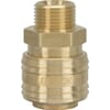 26KB series quick couplings double shut-off