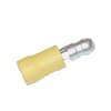 Round plug yellow 4.0-6.0mm²