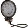 Work light LED, 36W, 2850lm, round, 10/30V, Ø 113.9mm, Flood, 18 LED's, Kramp