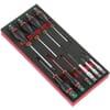 MODM.AT6 module with Protwist® screwdrivers in foam packaging