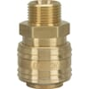 23KA series quick couplings (US-Industry norm)