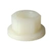 DIN 6923 hexagonal flange nuts, metric, nylon