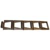 Extendible steel profile chain (Kohlswa)