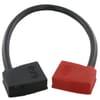 Cable de masa trenzado de batería 500 mm/50 mm2