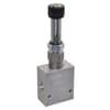 2-way flow control valve prop type PFC-PO NO