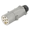 Pistoke 7-napainen 24V S-tyyppi (ISO 3731)