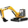U02456 CAT micro excavator