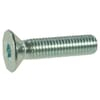 DIN 7991 countersunk bolts with hexagon socket, metric 10.9 zinc-plated